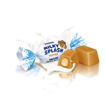 Konfektes Milky Splash