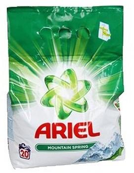 Veļas pulveris Ariel Mountain Spring automat 1.5kg
