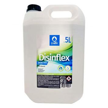 Līdzeklis dezinfekcijas Disinflex 75% 5L