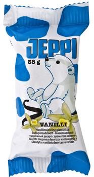 Biezpiena sieriņš JEPPI ar vaniļu 38g