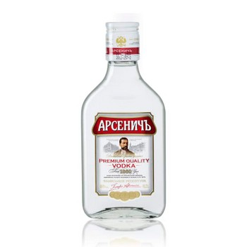 Degvīns Arsenitch 40% 0.2l