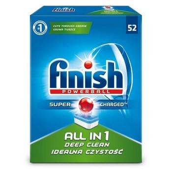Tabletes Finish All in 1 trauku mazg.autom.52gb
