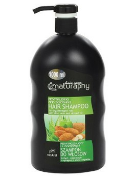Šampūns 1000ml ar olīvu un mandeļu eļļu