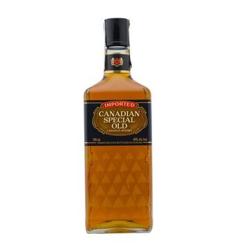 Viskijs Canadian Special Old 40% 0.7l