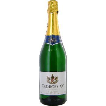 Dzirkstošais vīns George XV brut 11% 0.75l