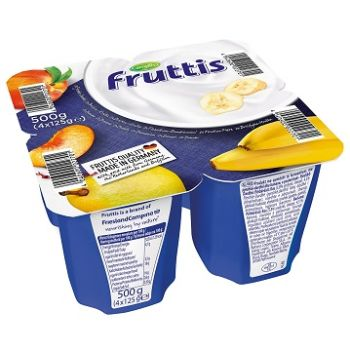 Jogurts Fruttis persiku