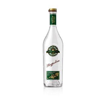 Degvīns Zelenaja Marka Vodka Kedrovaja 40% 0.5l