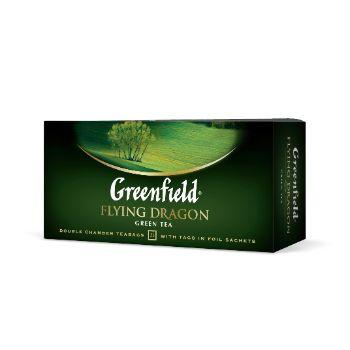Tēja Greenfield zaļā Flying Dragon 25gb 50g
