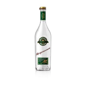Degvīns Zelenaja Marka Vodka Trad.receptura 40% 0.5l