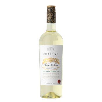 Vīns Casa Charlize pinot grigio ps.b. 12% 0.75l