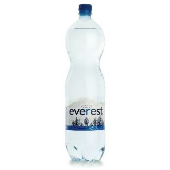 Dzeramais ūdens Everest gazēts 1.5l