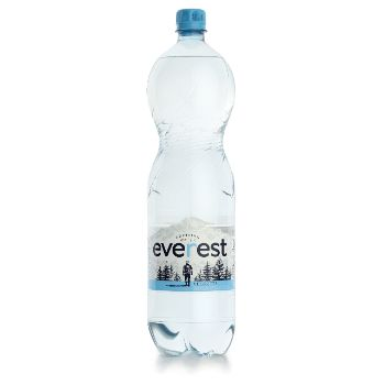 Dzeramais ūdens Everest negāzēts 1.5l