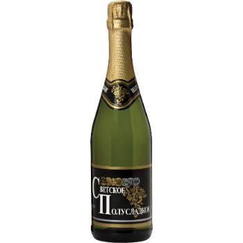 Vīnu saturošs dzēriens Svetskoje p/s 8% 0.75l