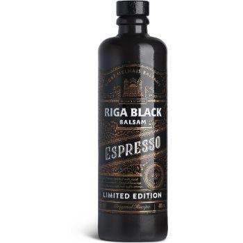 Balzāms Rīgas melnais espresso 40% 0.5l