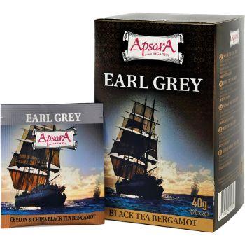 Tēja Apsara Earl Grey 40g