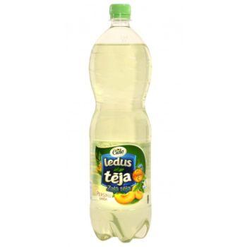 Ledus tēja zaļā persiku 1.5l