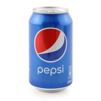 Dzēriens Pepsi Cola 0.33l can