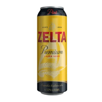 Alus Zelta 5.2% 0.568l can