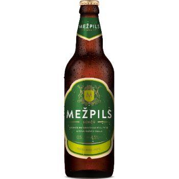 Alus Mežpils Senču 4.5% 0.5l