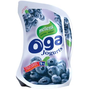 Jogurts OGA melleņu 1kg