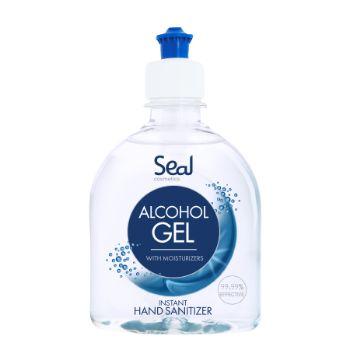 Roku dezinfekcijas līdzeklis Seal Alcohol gel 300ml