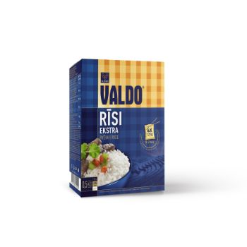 Rīsi Valdo 125gx4