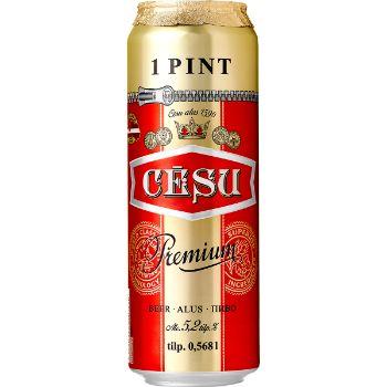 Alus Cēsu Premium Pinte 5.2% 0.568l can