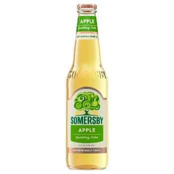 Sidrs Somersby Apple 4.5% 0.33l