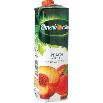 Nektārs Elmenhorster persiku 50% 1l