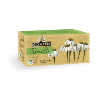 Tēja zāļu meža kumel. 20x1.5g