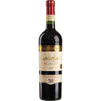 Vīns Kazayak Merlot 11.5% 0.75l