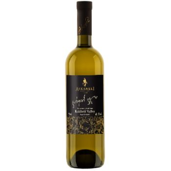 Vīns Kahetinskaja Dolina White 11.5% 0.75l