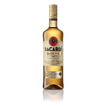 Rums Bacardi Carta Oro 37.5% 0.7l