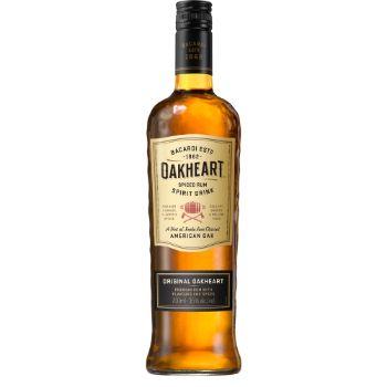 Rums Bacardi Oakheart 35% 0.7l