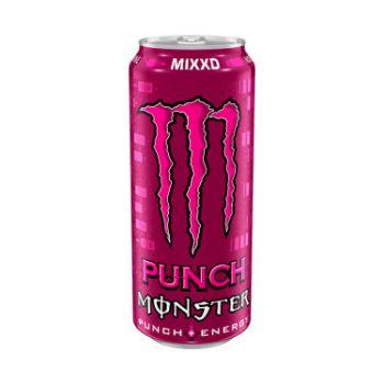 Enerģijas dzēriens Monster Punch Mixxd 0.5l