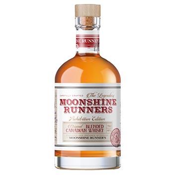Viskijs Moonshine Runners 40% 0.7l