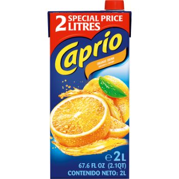Sula Caprio apelsīnu 2l
