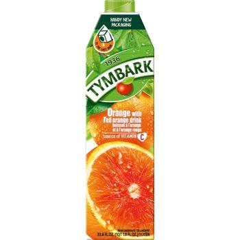 Sula Tymbark sarkanais apelsīns 1l