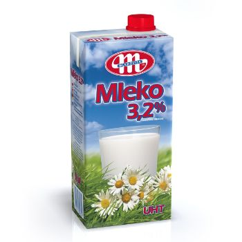Piens Mlekovita 3.2%1l