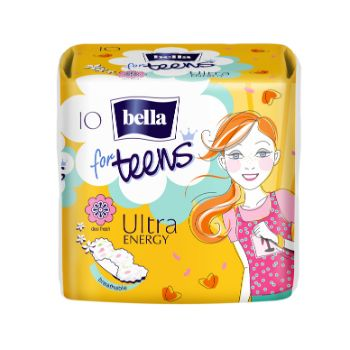 Hig.paketes Bella Teens Ultra Energy 10gb