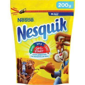 Dzēriens šokolādes Nesquik 200g