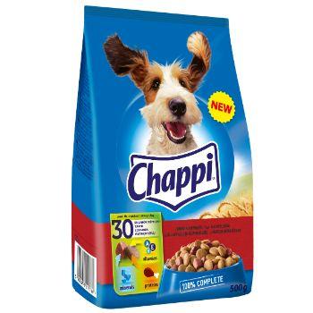 Barība suņiem Chappi gaļa/vista 500g