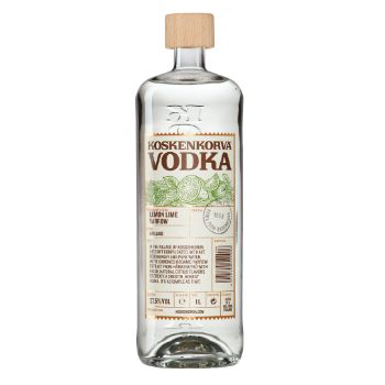 Degvīns Koskenkorva lemon lime 37.5% 1l