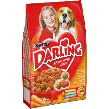 Barība suņiem Darling vista