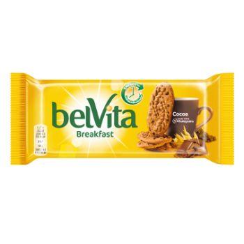 Cepumi Belvita Kakao pilngr. ar šok. 50g