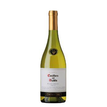Vīns Casillero del diablo chardonnay 13.5% 0.75l