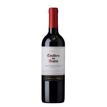 Vīns Casillero del diablo cabernet* 13.5% 0.75l