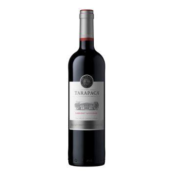 Vīns s.Tarapaca Cab. sauving 14% 0.75l