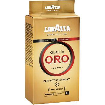 Kafija malta Lavazza Oro vakuumā 250g