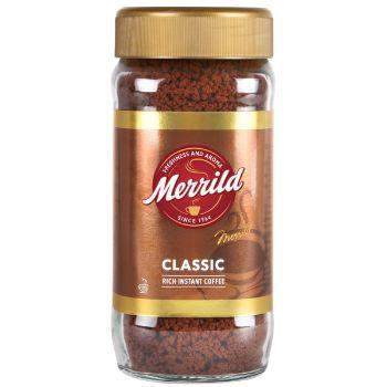 Kafija šķīstošā Merrild Classic 200g